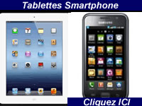 Tablette internet smartphone mobile