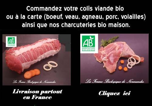 vente en ligne de viande directement de l'agriculteur